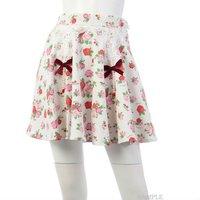 Swankiss Rose Skirt