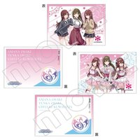 The Idolm@ster: Shiny Colors Alstroemeria Clear File Collection