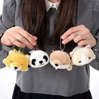 Mochi-fuwa Nemukko Animal Plush Collection (Ball Chain)