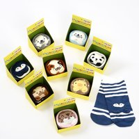 Maru Maru Animal Socks