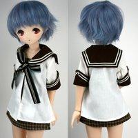 Libidoll Yurukawa JC School Uniform
