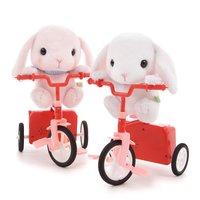 Pote Usa Loppy Tricycle Riding Plush