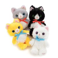 Koneko no Jewel Cat Plush Collection (Ball Chain)