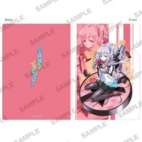 Gakusen Toshi Asterisk Clear File A