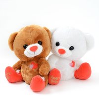 Heart Bear Plush Collection (Big)