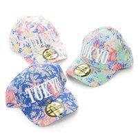 Tokyo Flower Pattern Hat