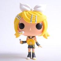 POP Kagamine Rin Vocaloid Vinyl Figure