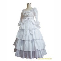 Atelier Pierrot 4-Layer Frilly Dress