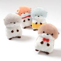 Kawauso no Kotsume-chan Usobo Family Otter Plush Collection (Standard)