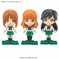 Petiture-rise Girls und Panzer Trio Set