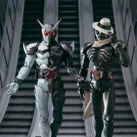 S.I.C. Vol. 59: Kamen Rider W Fang Joker & Kamen Rider Skull