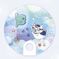 Natsume's Book of Friends Nyanko-sensei Clear Fan