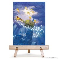 """Tenshi no Sora"" Chara Fine Canvas Art Board"