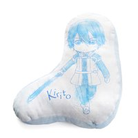 Pikuriru! Sword Art Online the Movie: Ordinal Scale Munya Mochi Kirito Cushion