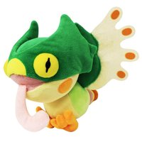 Monster Hunter: World Pukei-Pukei Plush (Re-run)