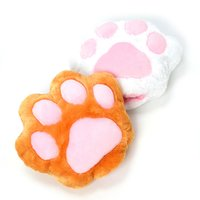 Nyanko Nikyukyu Big Cat Paw Plush Collection