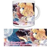 Touhou Project Full Color Mug: Alice Margatroid