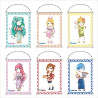 Hatsune Miku Summer Festival A5 Tapestry Series: SD Ver.