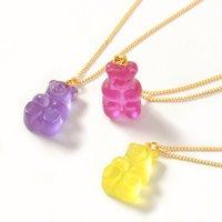 gargle Gummy Bear Necklaces