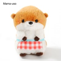 Kawauso no Kotsume-chan Home Party Otter Plush Collection (Ball Chain)