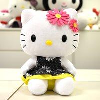 "Hello Kitty Daisy 12 Plush"""