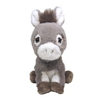 Fluffies Small Donkey Plush