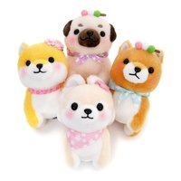 Mameshiba San Kyodai Haru Ranman Dog Plush Collection (Standard)