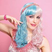 Lolita Celeb Party Wig