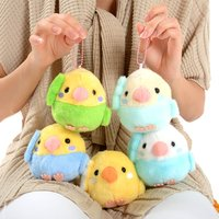 Kotori Tai Budgerigar Bird Plush Collection (Ball Chain)