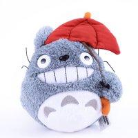 Totoro with Umbrella