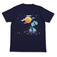 Hatsune Miku Petit Devil Ver. Moonlit Night Navy T-Shirt