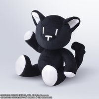The World Ends with You Final Remix Mr. Mew Action Doll Plush