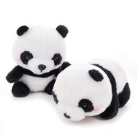 Panda no Aka-chan Standard Plush Collection