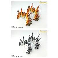 Pepatama Papercraft Explosion Effect Set A
