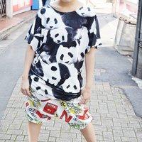 ACDC RAG Panda T-Shirt