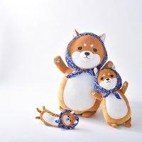 Shibazukin Cool Plush Collection