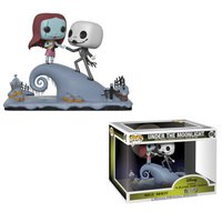 Pop! Movie Moment: The Nightmare Before Christmas - Under the Moonlight