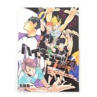Haikyu!! Vol. 27 w/ Anime DVD