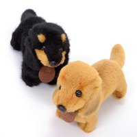 Graceful Small Dachshund Plush