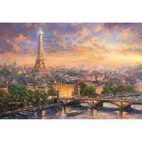 Paris: City of Love Jigsaw Puzzle