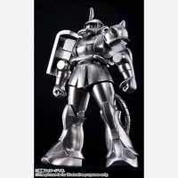Mobile Suit Gundam Absolute Chogokin GM02: MS-06S Zaku II Char's Custom Model