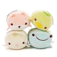 Mocchiizu Colorful Ball Chain Plush Collection