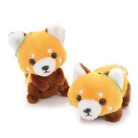 Lesser Panda-chan Ball Chain Plush Collection