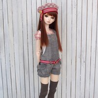 Visuadoll Sora Aoki Basic Outfit Set