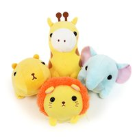 Pocket Zoo Animal Plush Collection (Standard)