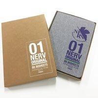 EVA STORE TOKYO-01 Original Unit-01 Hardcover Notebook
