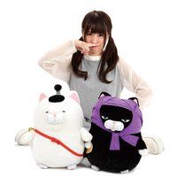 Hige Manjyu Oedo Cat Plush Collection (Big)