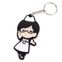 Haven't You Heard? I'm Sakamoto Cooking Boy PVC Keychain
