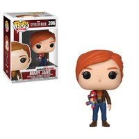 Pop! Games: Spider-Man - Mary Jane w/ Plush