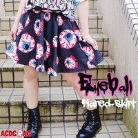 ACDC RAG Eyeball Flared Skirt